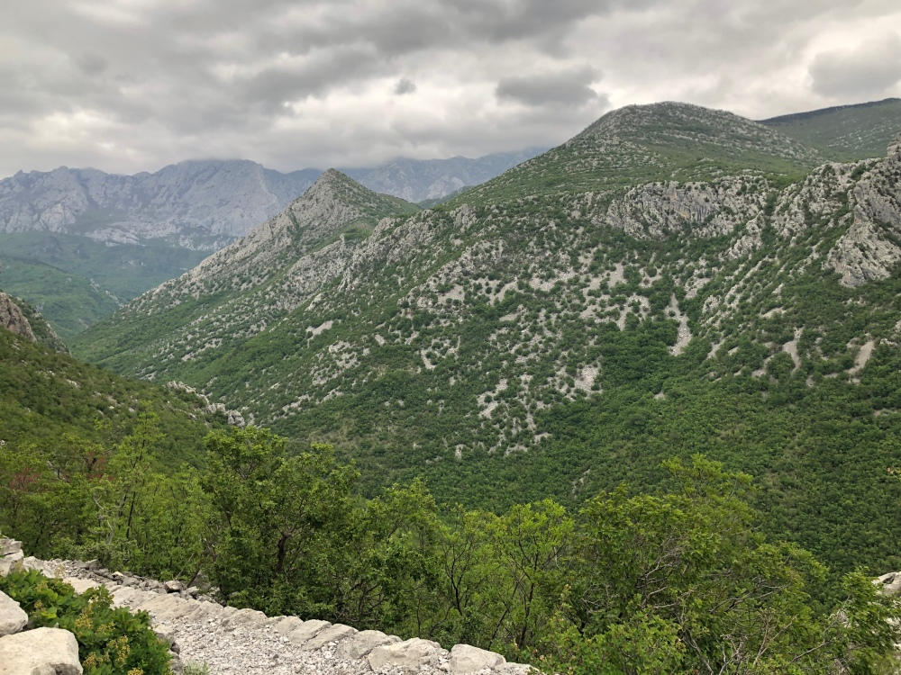 Canyons of Paklenica National Park